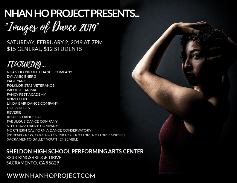 Past Events – Nhan Ho Project